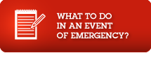 What to do in an event of emergency? Click here to find out more