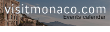 Click here to go to the Events calendar on www.visitmonaco.com
